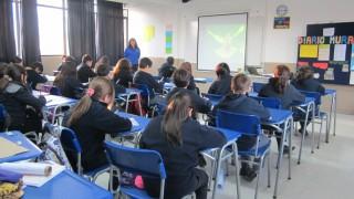Salas de clases con multimedia