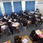 Ministra de Educación supervisó toma de Pueba SIMCE