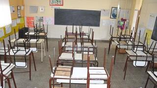 sala clases vacia